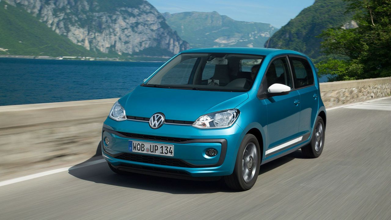 2016 Volkswagen Up ride