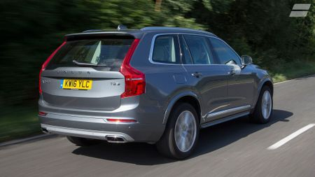 Top 10 family cars - Volvo XC90