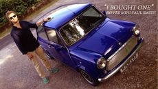 Rover Mini Paul Smith