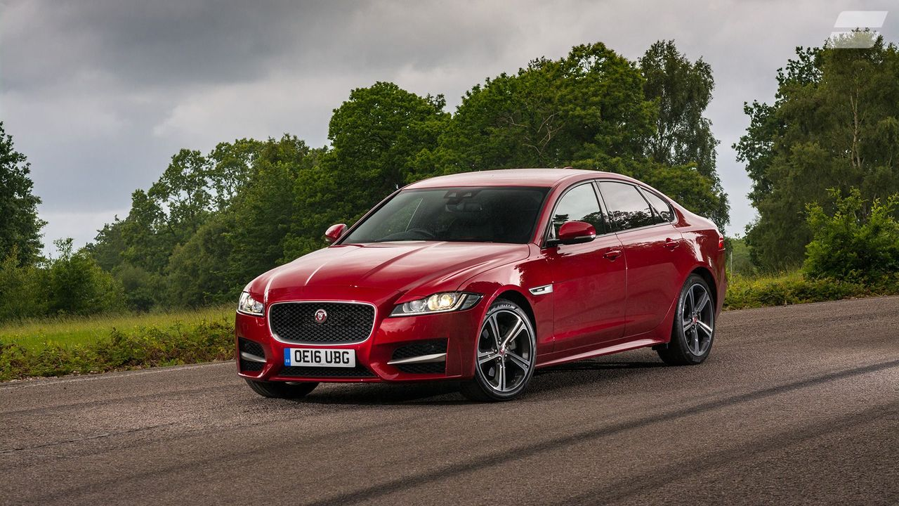 New Car of the Year – Jaguar XF