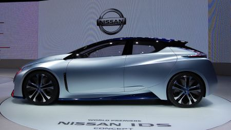 Nissan IDS Concept Tokyo Motor Show 2015