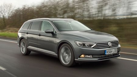 Top 10 family cars - VW Passat estate