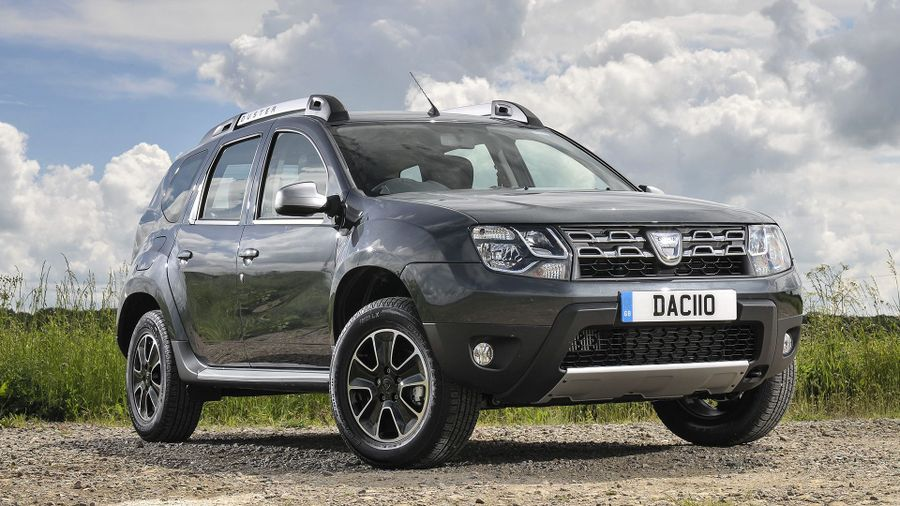 Dacia Duster Cars Uk
