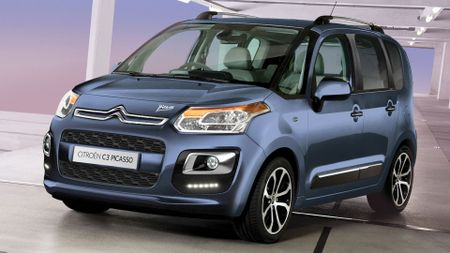 Top 10 family cars - Citroen C3 Picasso