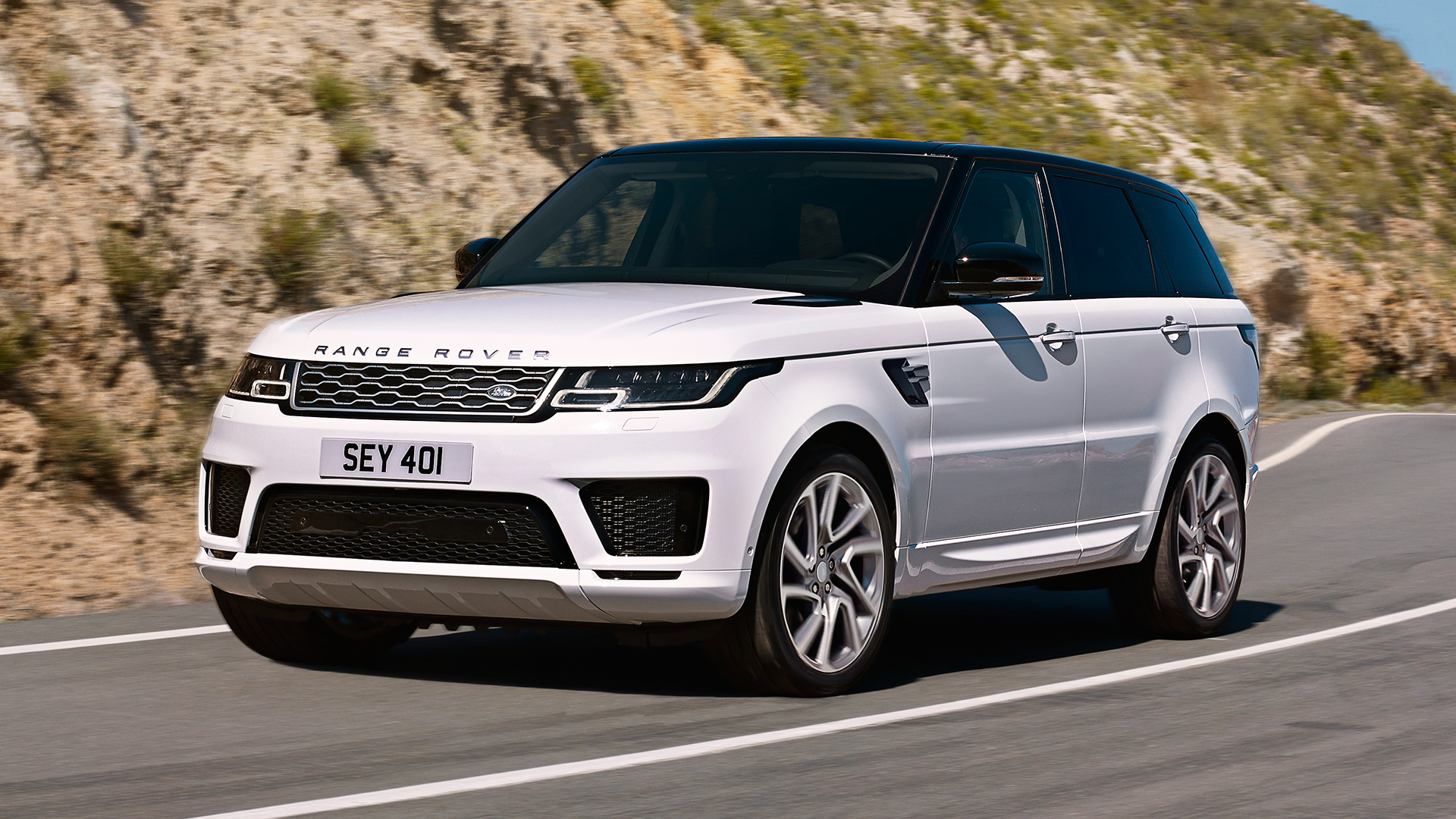 New Range Rover Sport Plug-In Hybrid Revealed