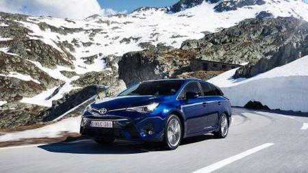 2015 Toyota Avensis Touring Sports
