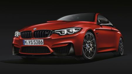 2017 BMW 4 Series M4