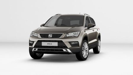 Jungle Green Seat Ateca