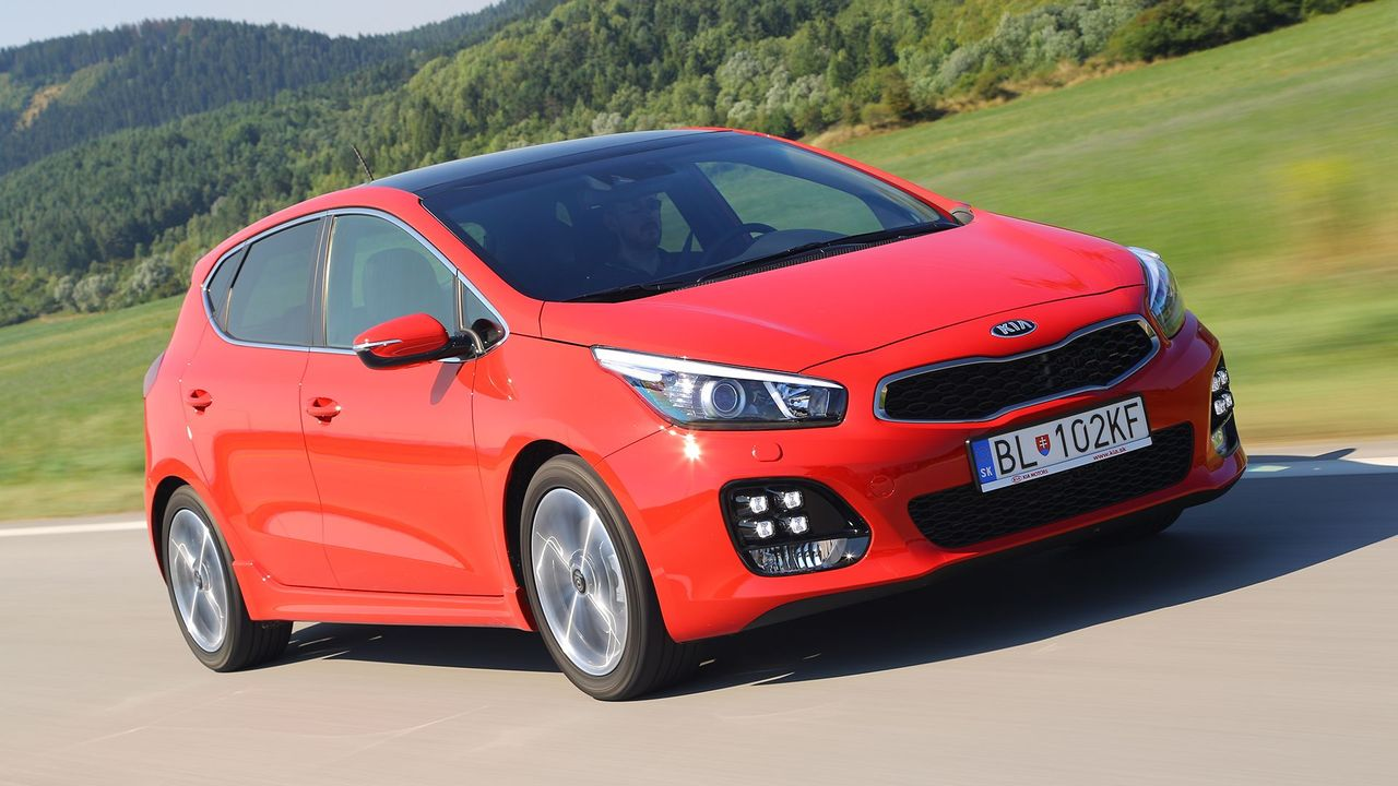 2015 Kia Cee'd first drive review