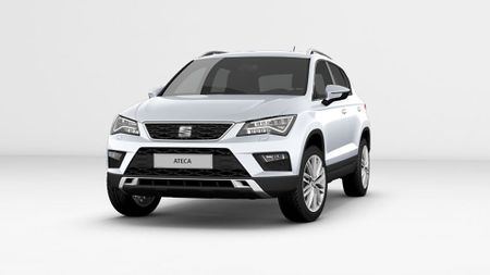 Nevada White Seat Ateca