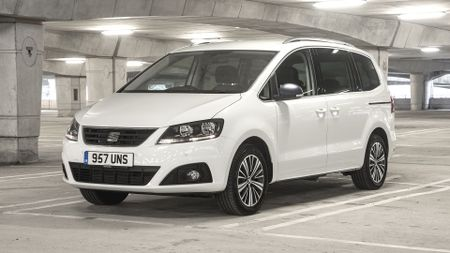 Top 10 family cars - Seat Alhambra