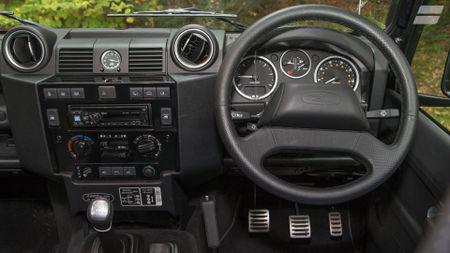 2015 Land Rover Defender 110 Adventure Edition