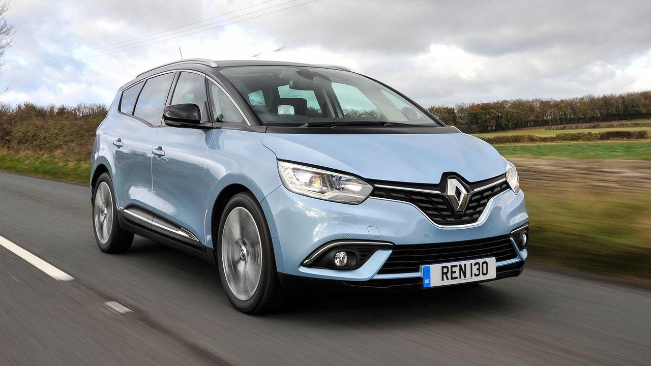 Renault Grand Scenic hybrid 2017