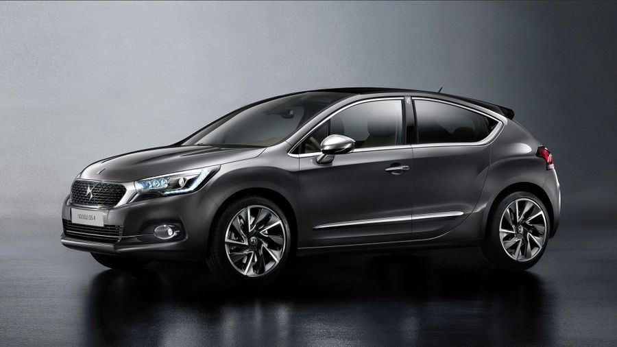 2015 DS 4 hatchback announced