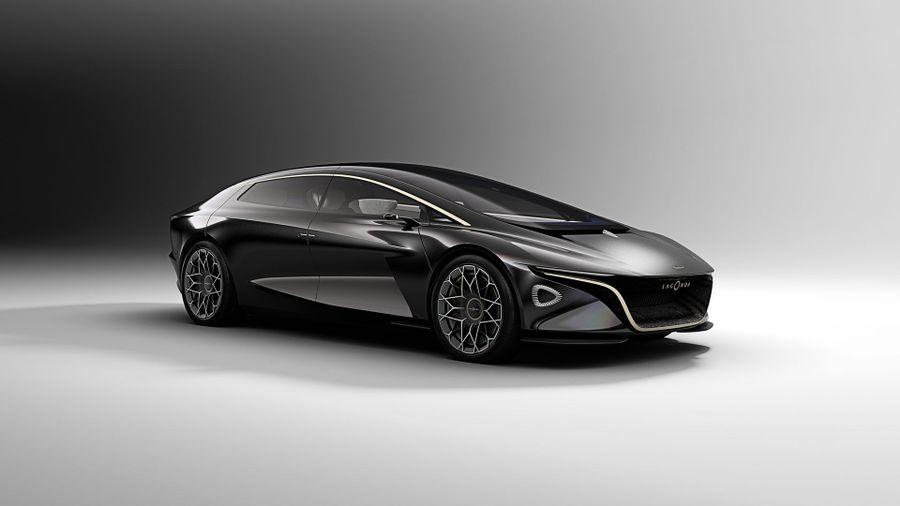 Lagonda Vision Concept shown at Geneva