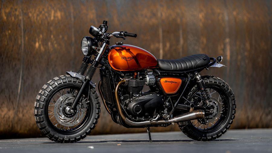 top 5 custom motorcycle builders in britain | auto trader uk