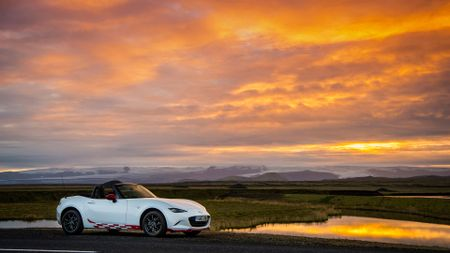 2016 Mazda MX-5 Icon Edition Iceland