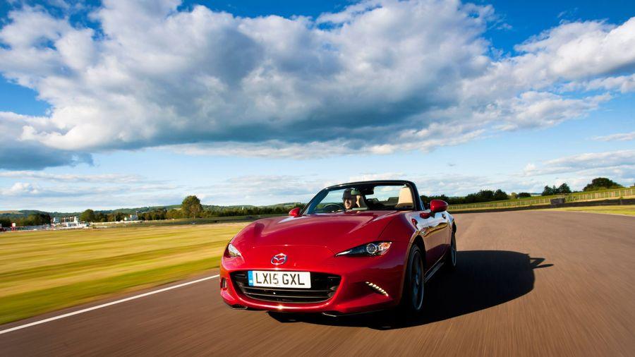 New 2015 Mazda MX-5 review