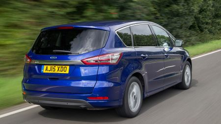 Best fun cars - Ford S-Max