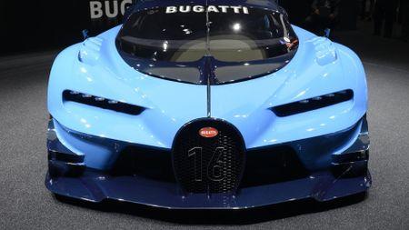 2015 Bugatti Gran Turismo Concept