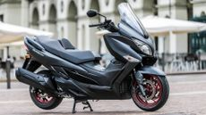 New Suzuki Burgman 400 scooter on sale now