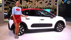 2017 Citroen C3 Paris Motor Show