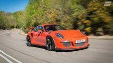 2015 Porsche 911 GT3 RS track