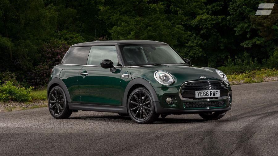 Best Car for City Drivers – Mini hatch