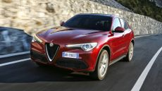 New Alfa Romeo Stelvio SUV to cost from £33,990
