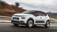 2016 Citroen C3 front side driving