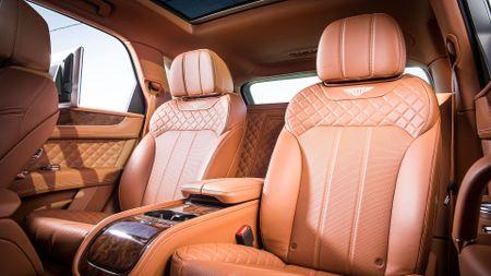 2016 Bentley Bentayga W12
