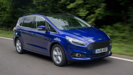 Top 10 family cars - Ford S-Max