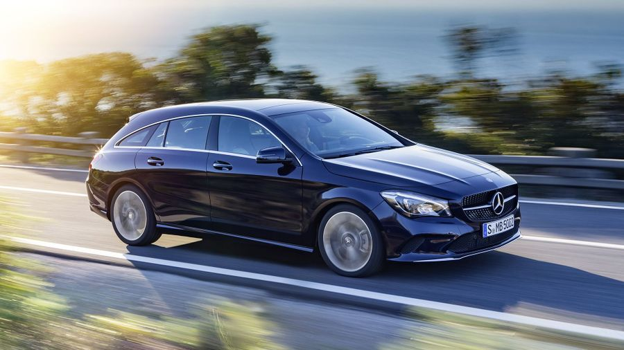 2016 Mercedes CLA Shooting Brake