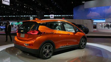 Chevrolet Bolt Chicago Auto Show