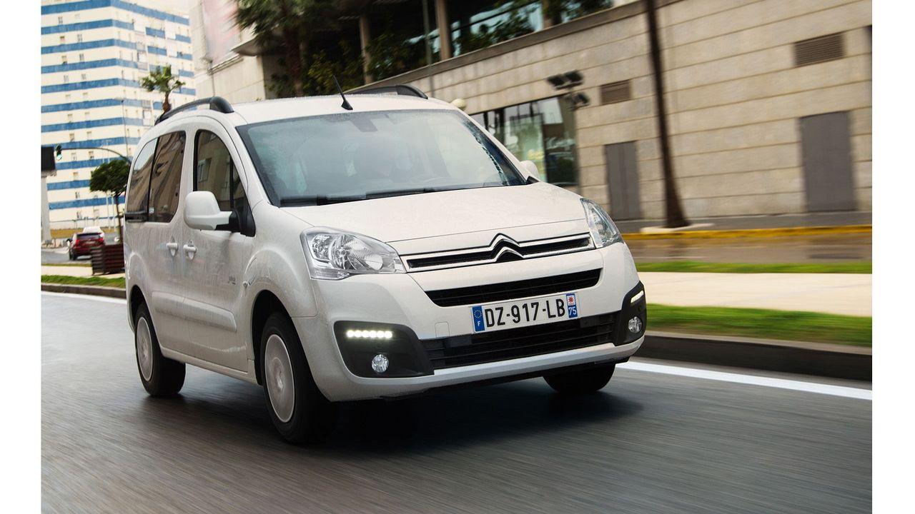 Citroen announces all-electric E-Berlingo Multispace MPV | Auto ...