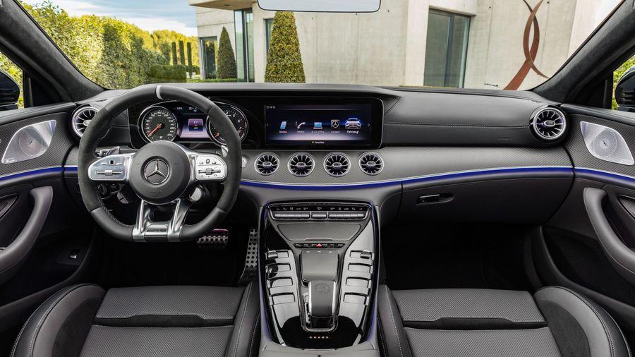 2019 Mercedes-Benz AMG GT 4-Door Coupe
