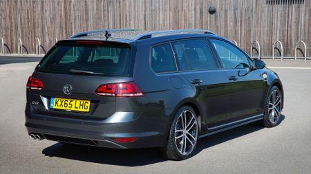 2015 Volkswagen Golf GTD Estate