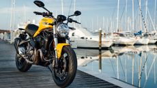 Ducati unveils updated Monster 821