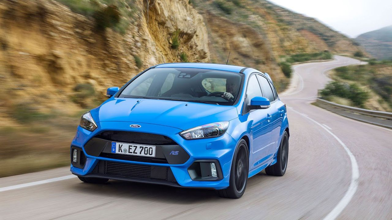 2016 Ford Focus RS first drive review | Auto Trader UK