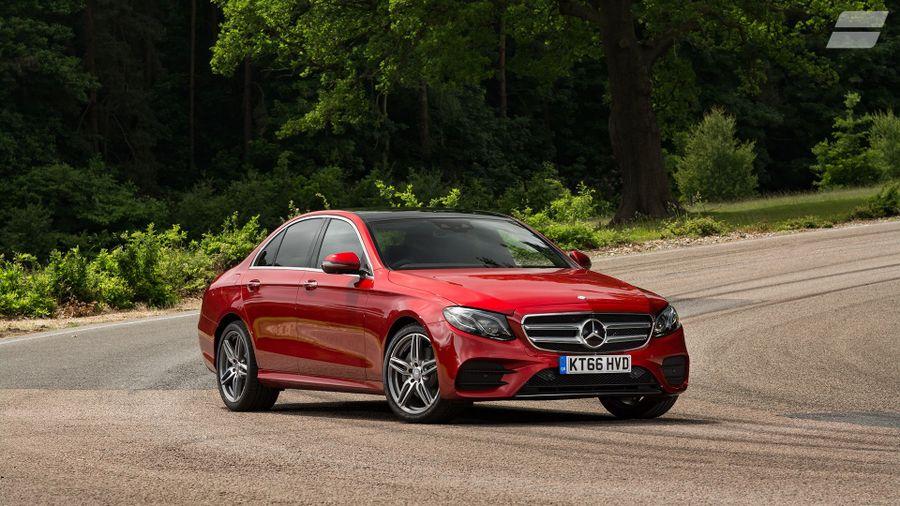 Best Car for Families – Mercedes E-Class