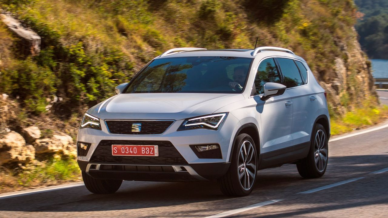 Seat Ateca Suv Review Price >> 2016 Seat Ateca First Drive Review Auto Trader Uk