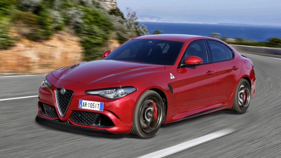 alfa romeo giulia quadrifoglio to cost from 59 000 auto trader uk. Black Bedroom Furniture Sets. Home Design Ideas