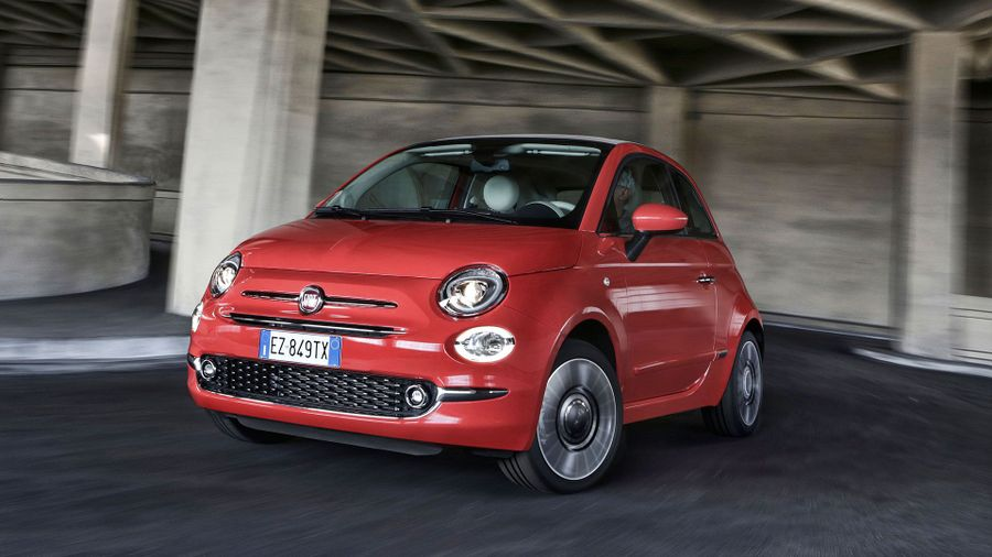 Fiat 500C (2015 - ) first drive review