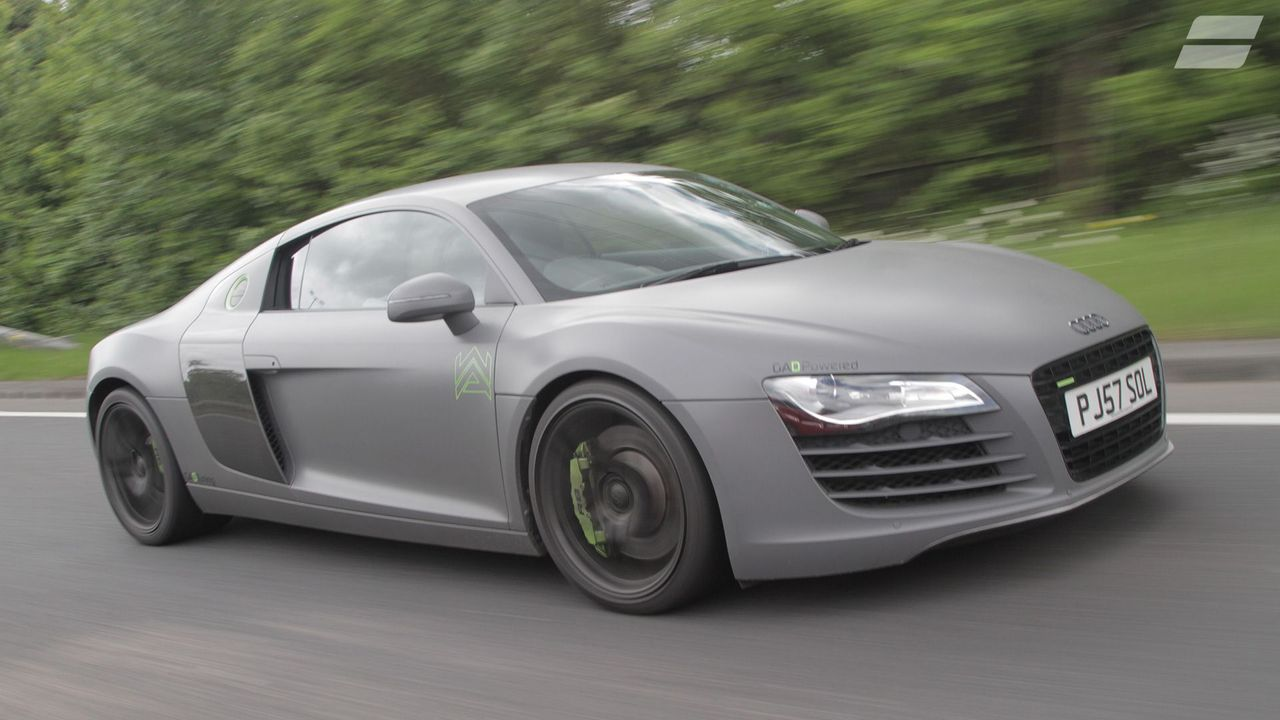 Supercars of London Audi R8