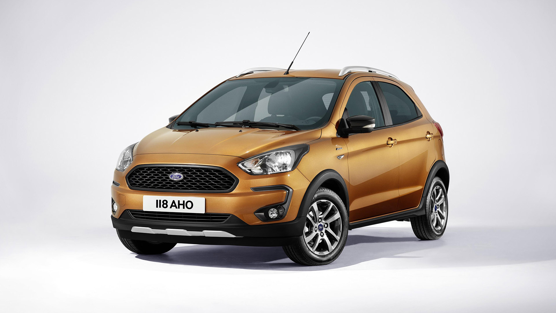 ford ka goes rugged with suv inspired active model auto trader uk. Black Bedroom Furniture Sets. Home Design Ideas