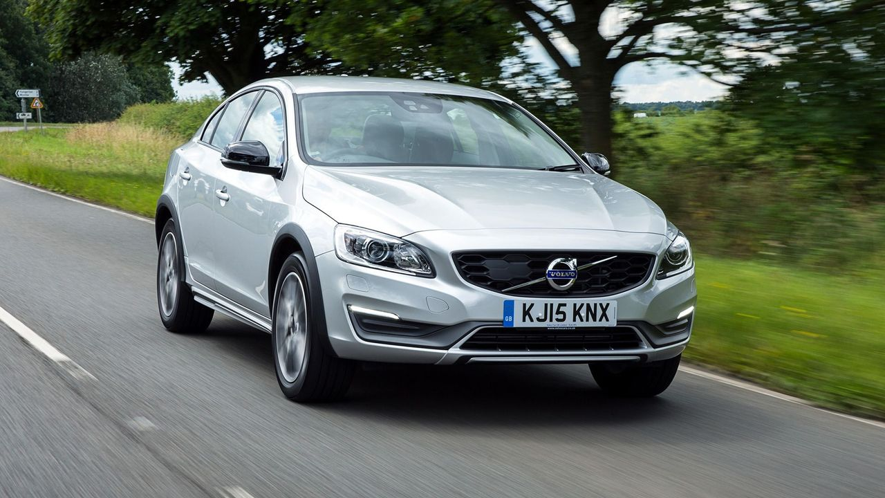 Volvo S60 Cross Country first drive review