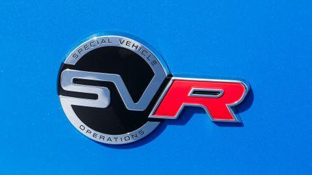 2016 Jaguar F-type SVR coupe