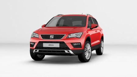 Passion Red Seat Ateca