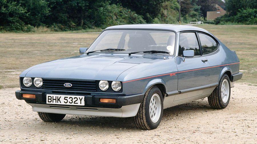 Best Classic Cars - Ford Capri