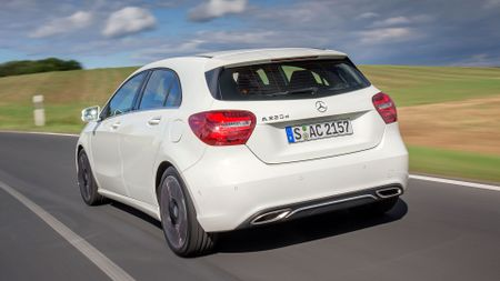 2016 Mercedes A-Class first drive review